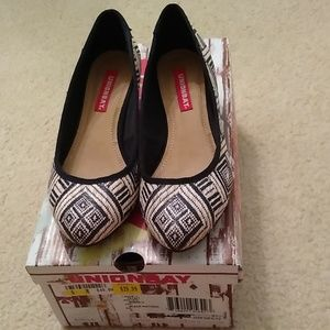 Mini Heel Shoes